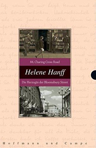 84, Charing Cross Road + Die Herzogin der Bloomsbury Street. (Schmuckschuber)