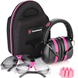 TRADESMART Shooting Ear-Protection Earmuffs, 2 X