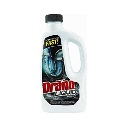 : Drano Liquid Clog Remover, Regular Formula - 32 oz - 2 pk