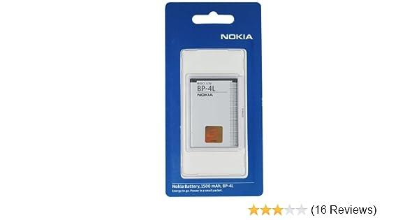 Amazon.com: Nokia BP-4L for E71 E71x E90 Communicator E61i E63 6650: Cell Phones & Accessories