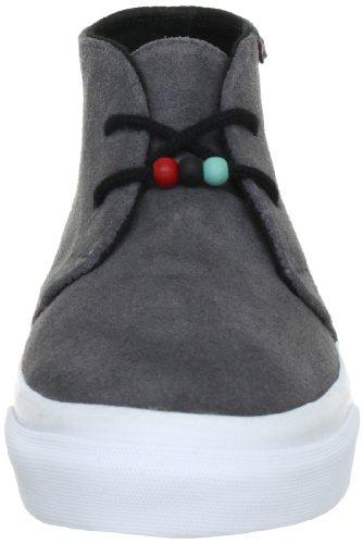 Vans Chukka Slim VQFA761 - Zapatillas clásicas de ante unisex Gris