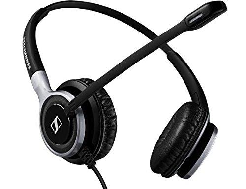 Sennheiser Century SC 660 USB ML Premium Dual-Sided Wired Headset (504553)