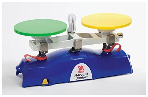 - Ohaus HJ2001 Harvard, Junior Single Beam Mechanical Balance, 2000g