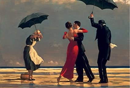 52fef50a765 The Singing Butler Art Poster Print by Jack Vettriano