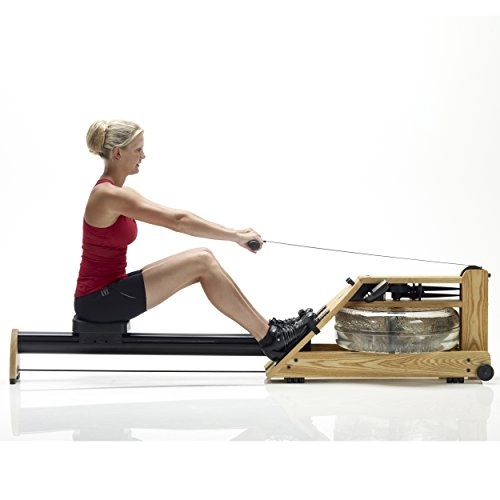 Water Rower by WaterRower S4 with Resistance