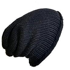 7c7dc0b719f Lightweight Men s Handmade Solid Black Alpaca Silk Slouchy Beanie Hat.   29.99. Lightweight Handmade Olive Green Alpaca Slouchy Classic Plain ...