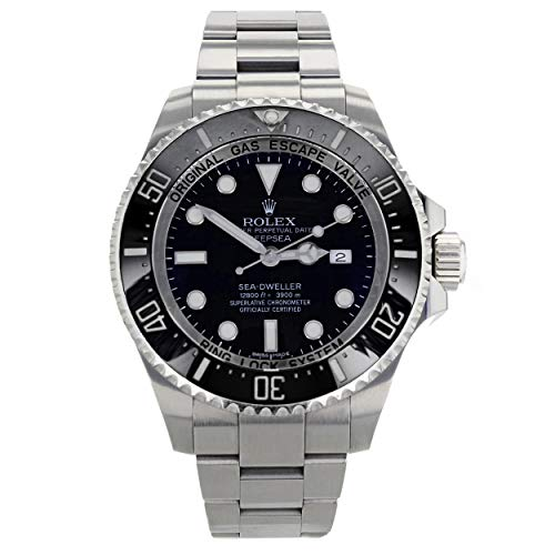 Rolex Sea-Dweller Automatic-self-Wind Male Watch 116660 (Certified Pre-Owned) (Rolex Pre Owned Watches)