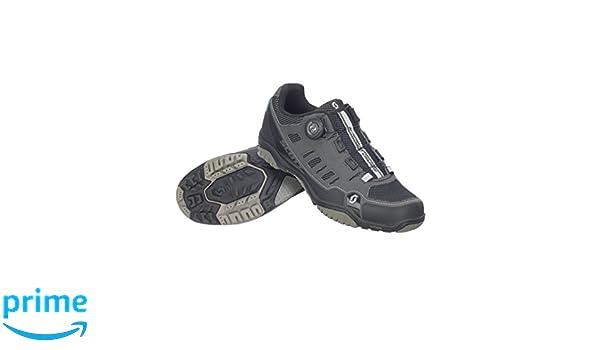 Zapatillas MTB Scott Crus-R Boa Antracita-Negro Talla 40: Amazon.es: Deportes y aire libre