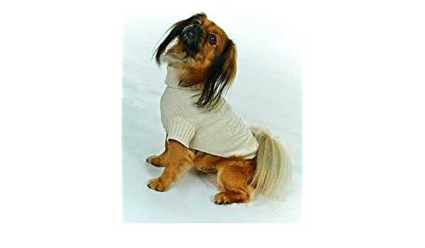 Amazon com : Binghamton Knitting Doggy Design Sweater - Size 14