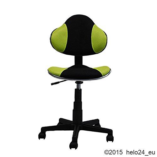 Bürostuhl NEW YORK Chefsessel grün