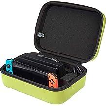 AmazonBasics - Funda de viaje y almacenamiento para Nintendo Switch