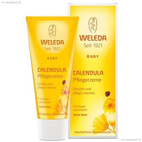 Weleda: Calendula Pflegecreme (75 ml)