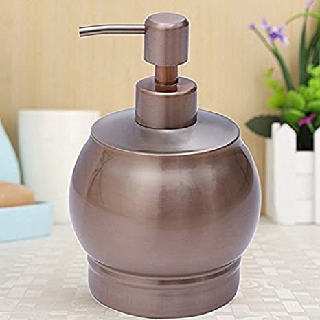 Dispenser Lozione E Sapone Acciaio Inox Bancone Sapone Liquido