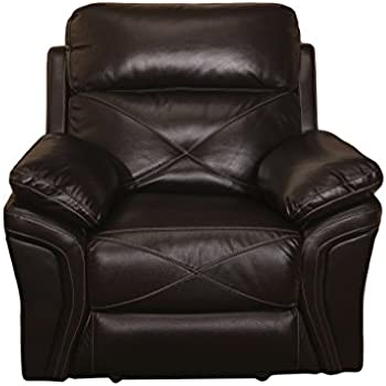 Amazon.com: New Classic Furniture Jasper Upholstery Glider ...