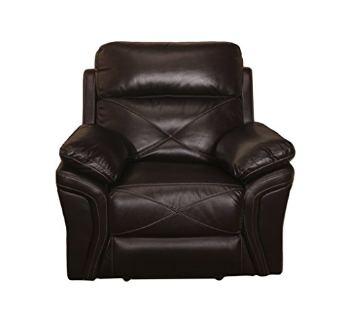 New Classic 22-326-12-SCH Galaxy Recliner, Chocolate