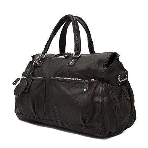 KERI Jane Weekender kitbag Bolso cambiador, color negro