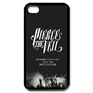 iPhone 4,4S Phone Case With Classic Images Pierce The Veil