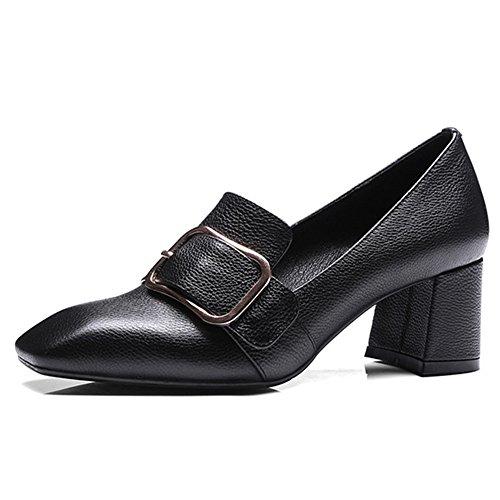 Zapatillas de Bio casa zapato - Moro, 38