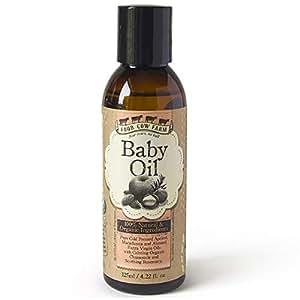 Four Cow Farm Baby Oil (125 ml)