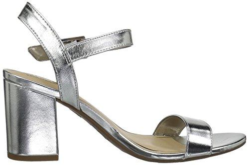 Sandals by Circus Ashton Silver Soft Women's Fashion Sam Edelman UPYPBv