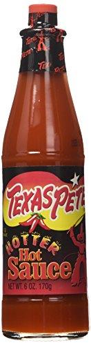Texas Pete Hotter Sauce Bottles