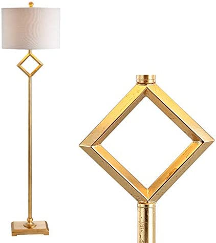 JONATHAN Y JYL3064A Juno 62.5″ Metal LED Floor Lamp Contemporary,Transitional