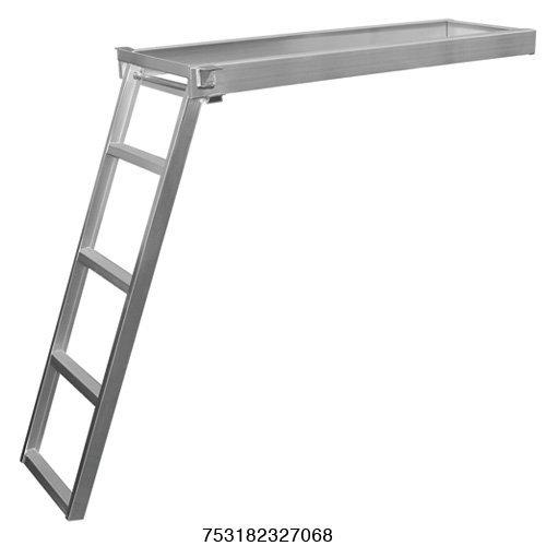 Pontoon Carpet (JIF Marine Products Under Deck Ladder, Round Front)