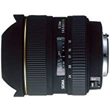 Sigma 12-24mm f/4.5-5.6 EX DG IF HSM Aspherical Ultra Wide Angle Zoom Lens for Minolta and Sony SLR Cameras