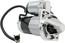 DB Electrical SMT0227 Starter For 3.3 3.3L Nissan Frontier 02 03 04 / Xterra 01 02 03 04/23300-4S103 M0T87481, M0T87481ZC