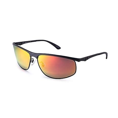 WULE-Sunglasses Unisex Nuevas Gafas de Sol polarizadas de ...