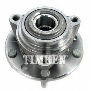 Timken 513013 Axle Bearing and Hub Assembly by Timken