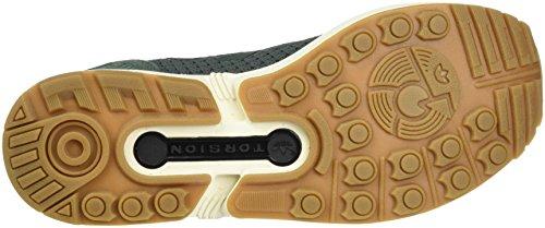Ivy Gum Gris Utility Utility Basses Sneakers adidas ZX Ivy Homme Flux Primeknit Fq44Pv