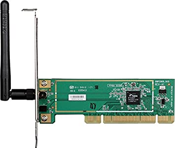D-Link Wireless N300 PCI Express Desktop Adapter (DWA-548)