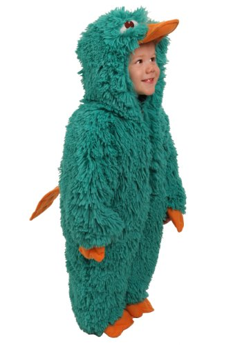 Baby Boys' Parker The Platypus Costume Medium (7-8)