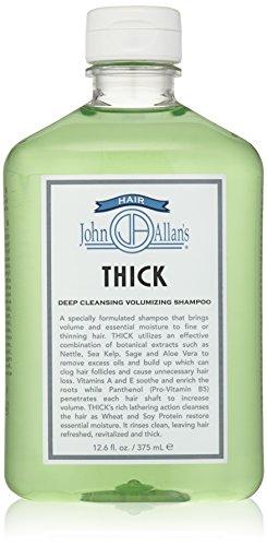John Allan's Thick Shampoo, 12.6 fl. oz.