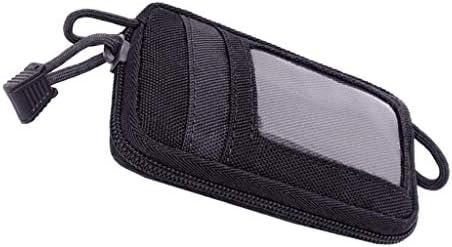 釣りハンティング ウエストバッグ カードケース カード入れ ブロッキング 大容量 持ち運び便利 全3色