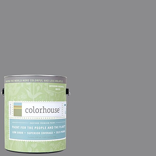Paint Finish Bedroom (Inspired Eggshell Interior Paint, Wool .04, Gallon)