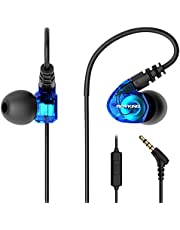 ROVKING Sport Headphones Wired with Mic