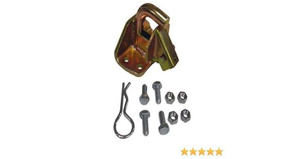 SKI-DOO SM-12463 NACHMAN HOOK-TYPE TOW HITCH