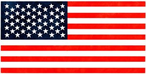 amazon com large american flag stencil stencil only plastic