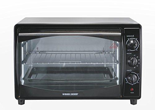 Black & Decker TRO60 42-Liter 220 to 240-volt Toaster Oven, Large