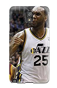 utah jazz nba basketball (6) NBA Sports & Colleges colorful Note 3 cases 1953452K352943774