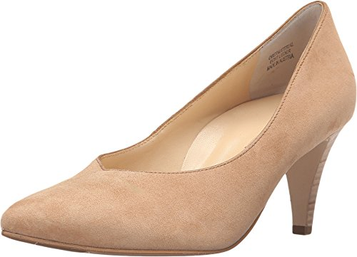Paul Green Women's Halle Pump Deer Suede Pump