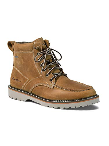 Eddie Bauer Severson Moc Toe, Wheat Regular - Boot Bauer