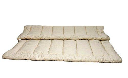 sleep beyond mymerino topper organic merino wool