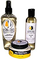 Dome Essentials Natural Shave System