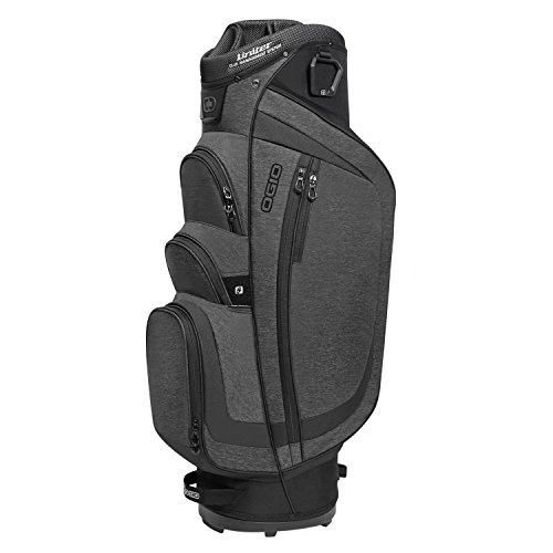 OGIO Shredder Cart Bag, Dark Static