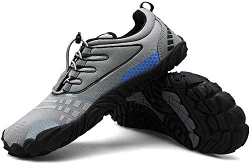 Gobeter Men Walking Tennis Trail Running Athletic Shoes Men s Lightweight Casual Fashion Sneakers G15 HEI 47 , Blak1, 13
