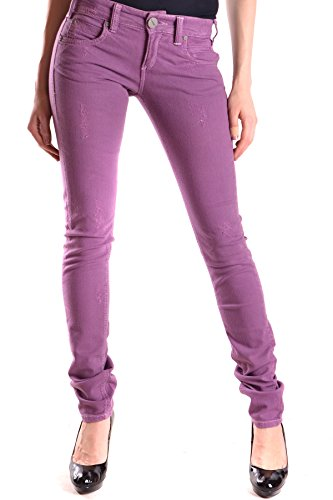 Algodon Morado Mujer Jeans Pinko Ezbc056038 EtwqRR