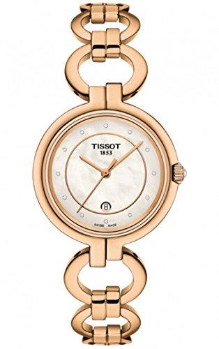 Tissot Women's Flamingo - T0942103311601 Rose Gold 5n One Size